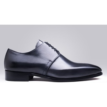 Chaussures Homme Derbies Finsbury Shoes ALESSIO Gris