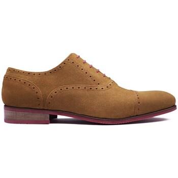 Chaussures Homme Richelieu Finsbury Shoes GABY Marron clair