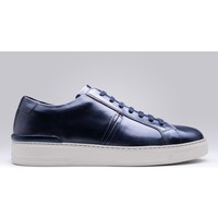 Chaussures Homme Baskets basses Finsbury Shoes RIVA Gris