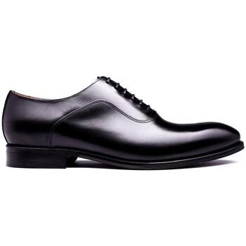 Chaussures Homme Richelieu Finsbury Shoes ANDREAS Noir