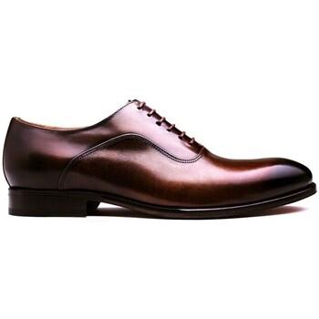 Chaussures Homme Richelieu Finsbury Shoes ANDREAS Marron
