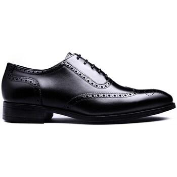 Chaussures Homme Richelieu Finsbury Shoes ZACH Noir
