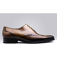 Chaussures Homme Richelieu Finsbury Shoes AUGUSTINO Marron