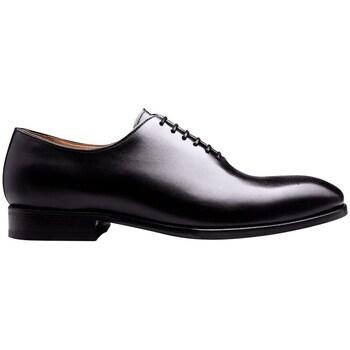 Chaussures Homme Richelieu Finsbury Shoes SILVIO Noir