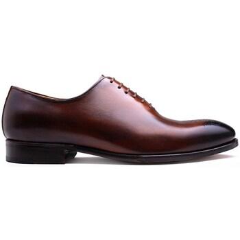 Chaussures Homme Richelieu Finsbury Shoes SILVIO Marron
