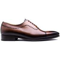 Chaussures Homme Richelieu Finsbury Shoes LORENZO Marron