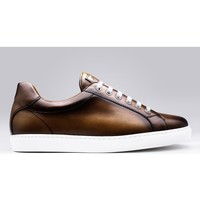 Chaussures Homme Baskets basses Finsbury Shoes JULIAN Marron
