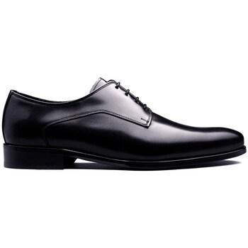 Chaussures Homme Derbies Finsbury Shoes NEWARK Noir