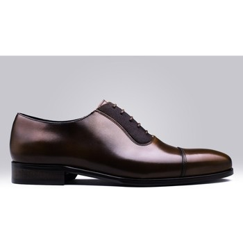 Chaussures Homme Richelieu Finsbury Shoes HEATHROW Marron