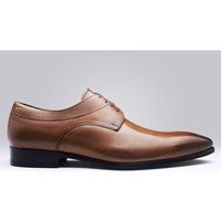 Chaussures Homme Derbies Finsbury Shoes UMBERTO Marron