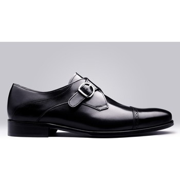 Chaussures Homme Richelieu Finsbury Shoes GATWICK Noir