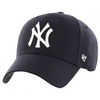 Accessoires textile Homme Casquettes 47 Brand MLB New York Yankees Cap bleu