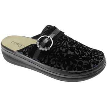Chaussures Femme Mules Calzaturificio Loren LOB5023ne nero