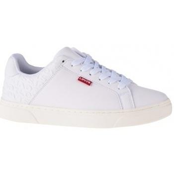 Chaussures Femme Multisport Levi's Levis Caples W blanc