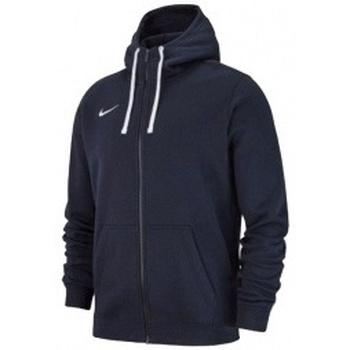 Vêtements Homme Sweats Nike Hoodie FZ Fleece Team Club 19 bleu