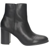 Chaussures Femme Low boots Gold&gold GU80 Bottes et bottines Femme NOIR NOIR