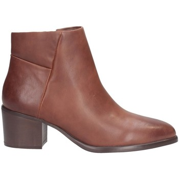 Chaussures Femme Low boots Gold&gold GU76 Bottes et bottines Femme CUIR CUIR
