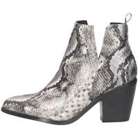 Chaussures Femme Bottes ville Gold&gold GU85-1 Texano Femme ROCHE NOIRE ROCHE NOIRE