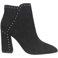 Chaussures Femme Low boots Gold&gold GE90 Bottes et bottines Femme NOIR NOIR