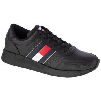 Chaussures Tommy Hilfiger Flexi Perf Leather Runner