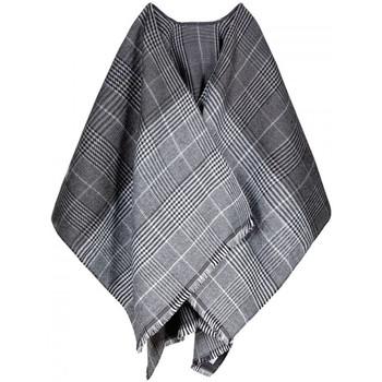 Vêtements Femme Pulls Qualicoq Poncho Pimienta Gris