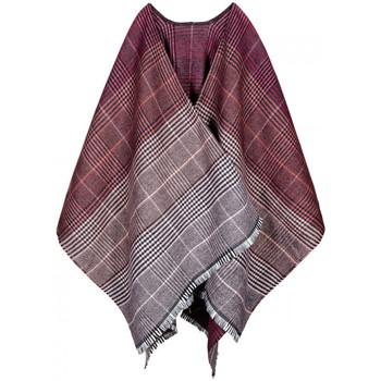 Vêtements Femme Pulls Qualicoq Poncho Pimienta Bordeaux