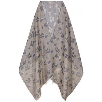 Accessoires textile Femme Echarpes / Etoles / Foulards Qualicoq Châle Merinos liberty Beige