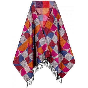 Accessoires textile Femme Echarpes / Etoles / Foulards Qualicoq Châle cashcryl Disco Fuchsia