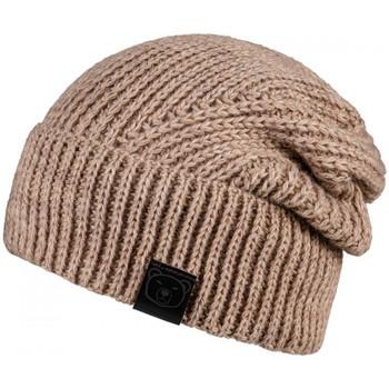 Accessoires textile Femme Bonnets Mokalunga Bonnet Elena Taupe