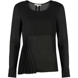 Vêtements Femme Tops / Blouses Patrizia Pepe  Noir
