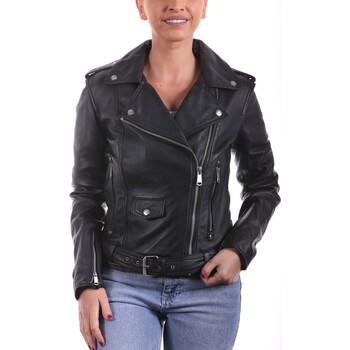 Vêtements Femme Blousons Ladc Diane Rock Noir Noir
