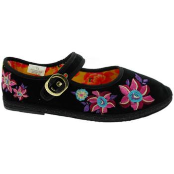 Chaussures Femme Chaussons De Fonseca DEFONFRIUPAPFIORIner nero