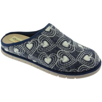 Chaussures Femme Mules Riposella RIP2626blu blu