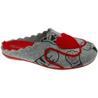 Chaussures Femme Mules Riposella RIP4517gr grigio