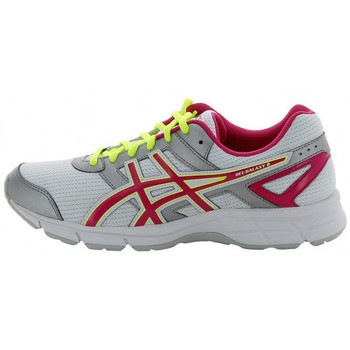 Chaussures Fille Running / trail Asics Gel Galaxy 8 Junior - Ref. C520N-0120 Blanc
