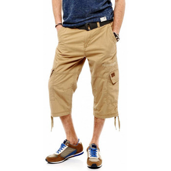 Vêtements Homme Shorts / Bermudas Redskins Bermuda  Neil Kline (Mastic) Marron