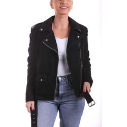 Vêtements Femme Blousons Ladc Joyce Velours Noir Noir