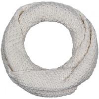 Accessoires textile Femme Echarpes / Etoles / Foulards Mokalunga Snood Elixa Blanc