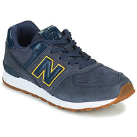 Chaussures Enfant Baskets basses New Balance 574 Marine