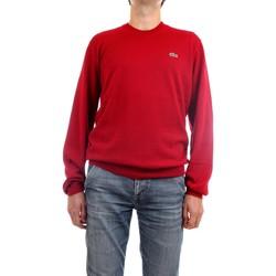 Vêtements Homme Pulls Lacoste AH2210 00 Pull homme Bourgogne Bourgogne