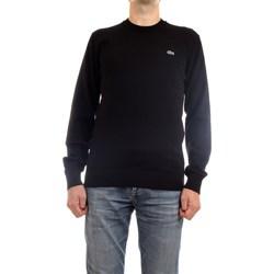 Vêtements Homme Pulls Lacoste AH2193 00 pull-over homme noir noir