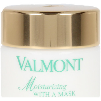 Beauté Femme Masques & gommages Valmont Nature Moisturizing With A Mask  50 ml