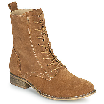 Chaussures Femme Boots Betty London ORYPE Cognac