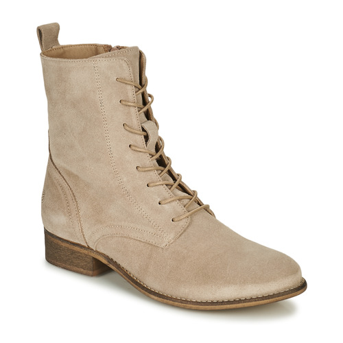 Chaussures Femme Boots Betty London ORYPE Beige