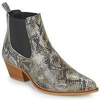 Chaussures Femme Boots Betty London OGEMMI Taupe