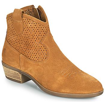 Chaussures Femme Boots Betty London OGEMMA Cognac