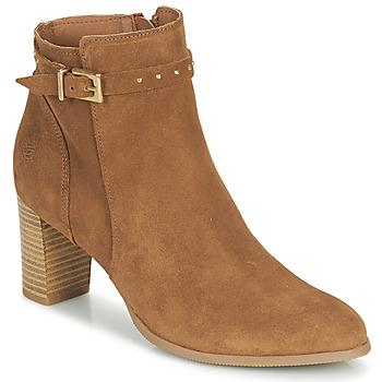 Chaussures Femme Bottines Betty London OSANDA Marron