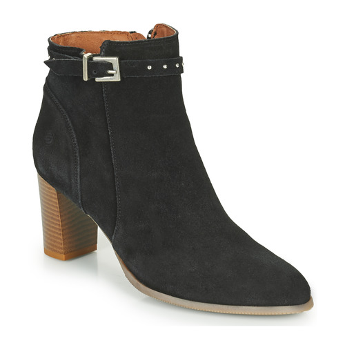 Chaussures Femme Bottines Betty London OSANDA Noir