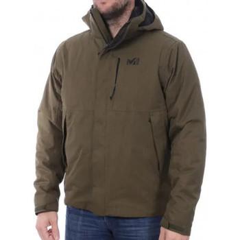 Vêtements Homme Coupes vent Millet MIV8194HP-709 Kaki