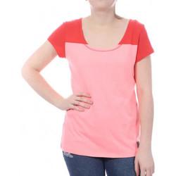 Vêtements Femme T-shirts manches courtes Millet MIV7800-8467 Rose